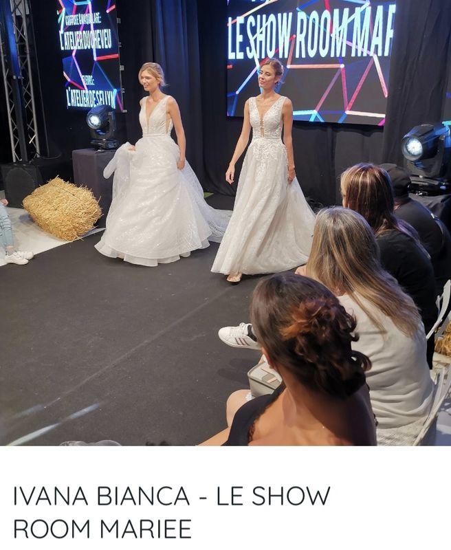 Le Show Room Mariée - Ivana Bianca