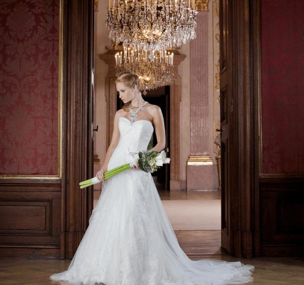 Beispiel: Braut, Foto: Jagdschloss Eckartsau.