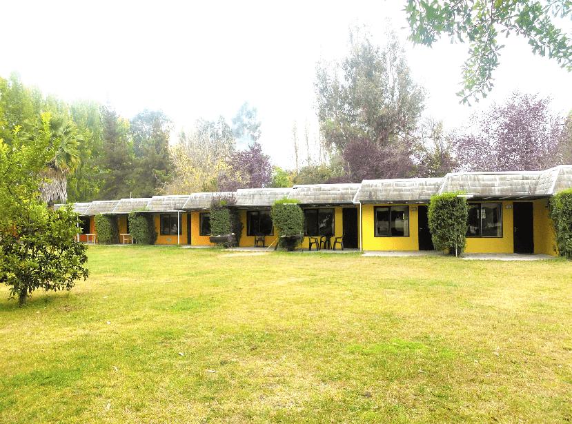 Hotel Jardín del Lago