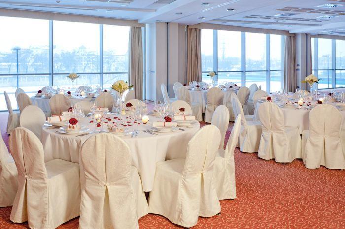 Sala weselna Hotelu Qubus