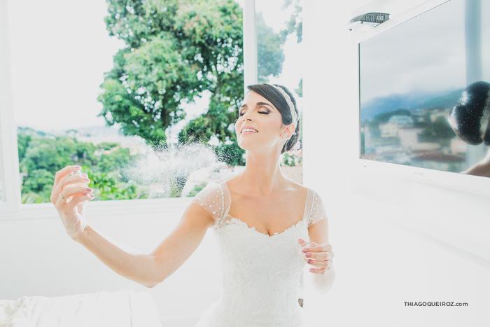 Maquiagem Casamento Rio de Janeiro Manu Guerra Makeup Foto: Tiago Queiroz
