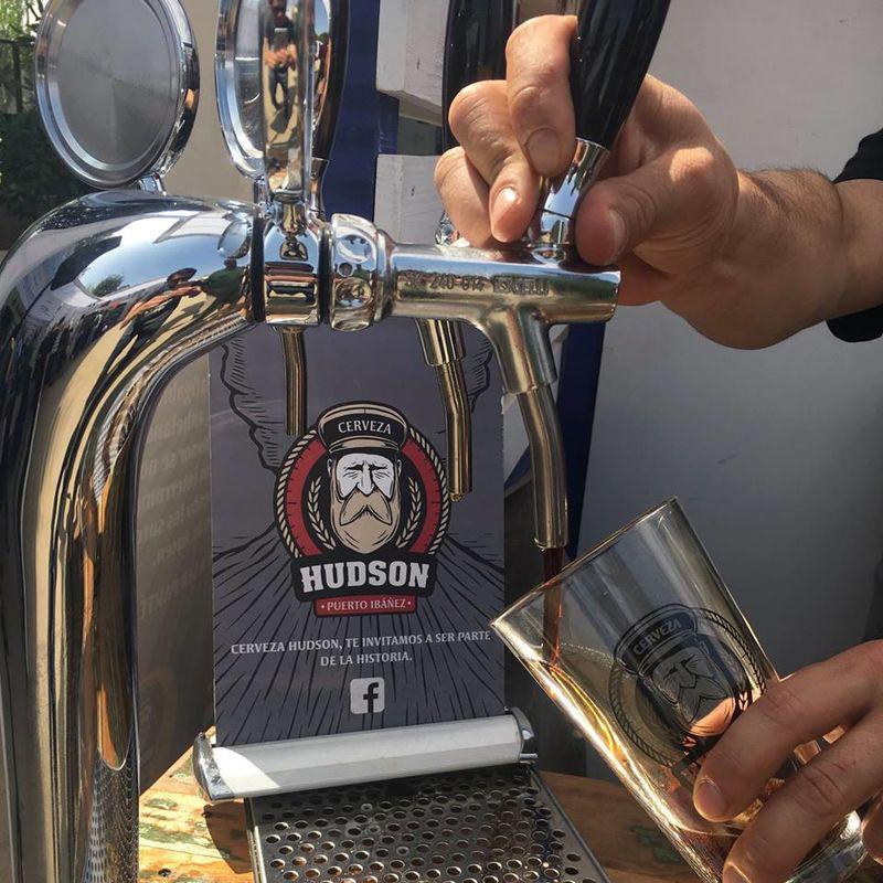 Cerveza Hudson