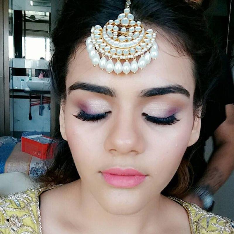 RITA Rathod Makeup Artist & Hair Stylist
