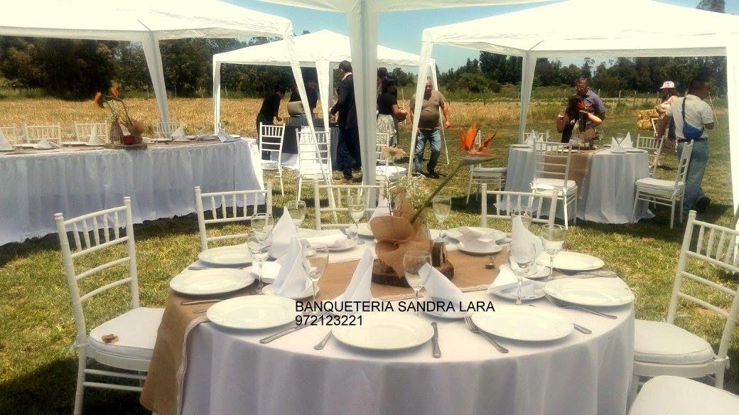 Banquetería Sandra Lara