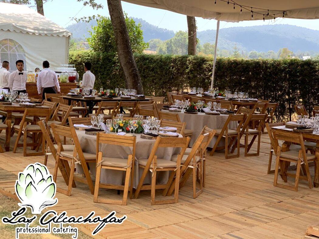 Las Alcachofas Professional Catering