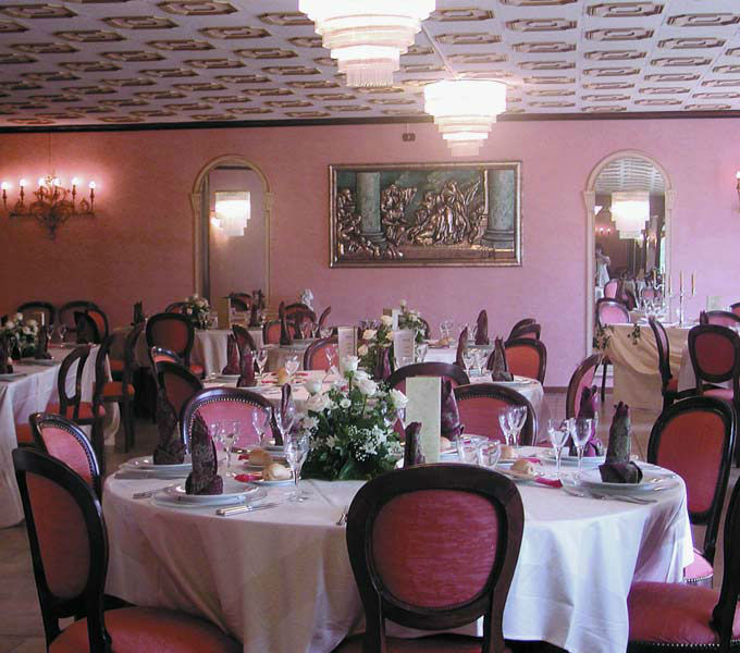Hotel Ristorante Ville Montefiori