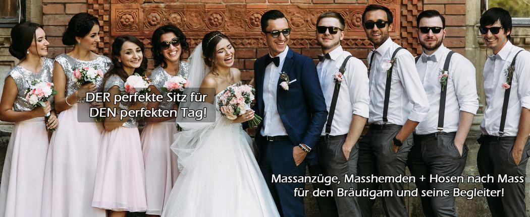 Massanzug Online