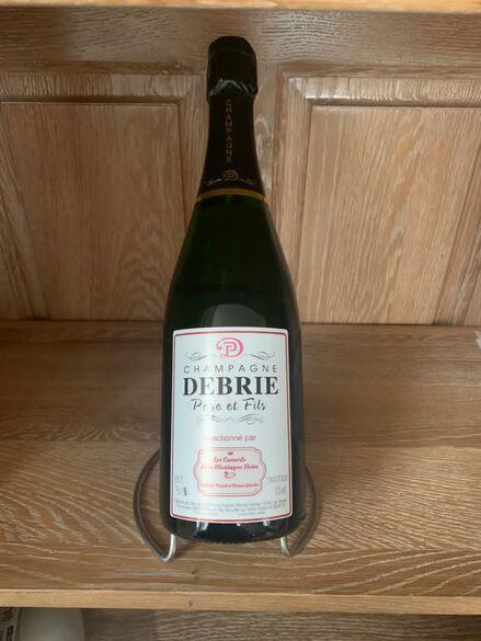Champagne Debrie Père & Fils