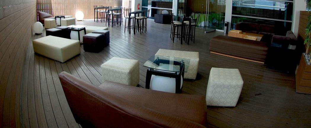 Hotel Stadía Suites Santa Fe