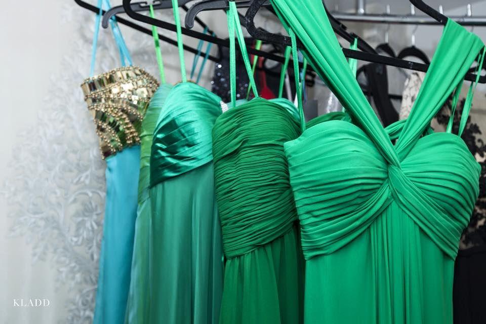 Kladd Vestidos de Fiesta