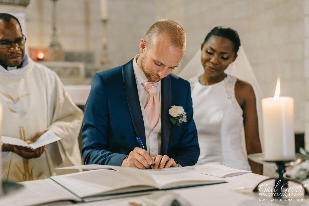 Mariage Perle & David