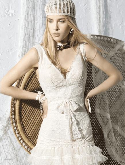 Vestido de Yolan Cris