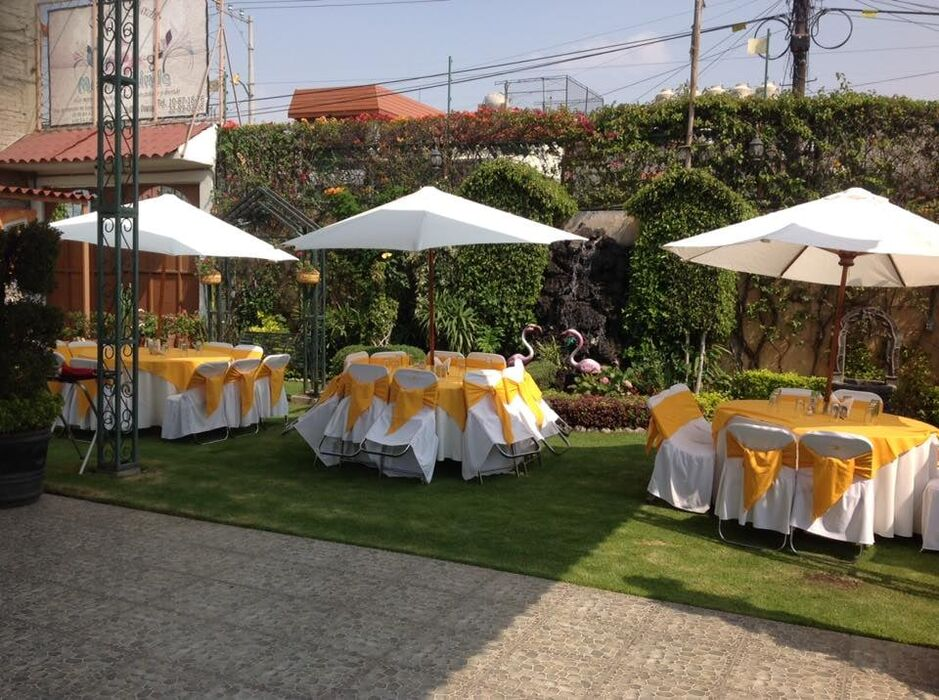 Salón Jardín México Lindo