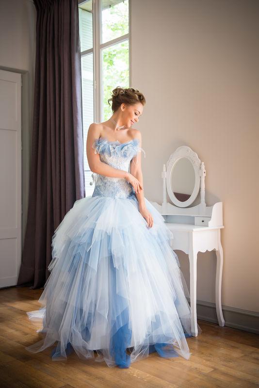 Collection Mariées de Provence 2018 - modèle EMOTION