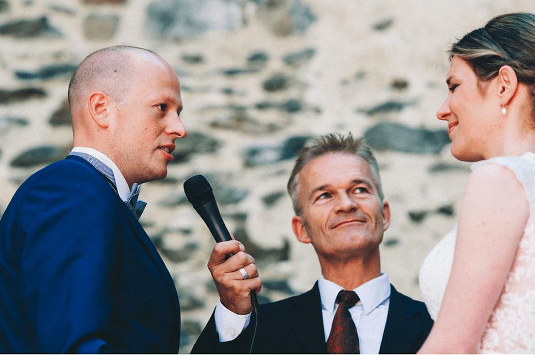 Hochzeitsredner Jan von Wille