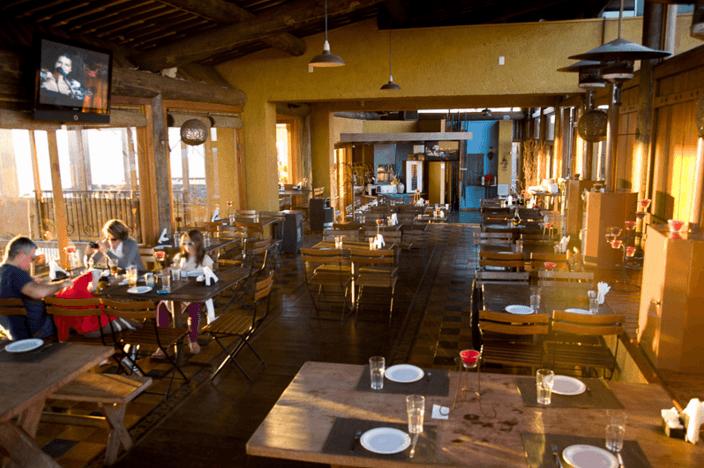 Topo do Mundo Restaurante