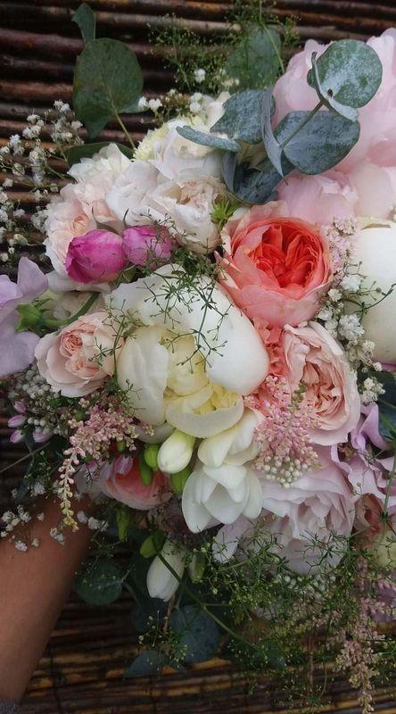 Vintage Wedding Flowers by Blumenkunst- Katharina Sternad