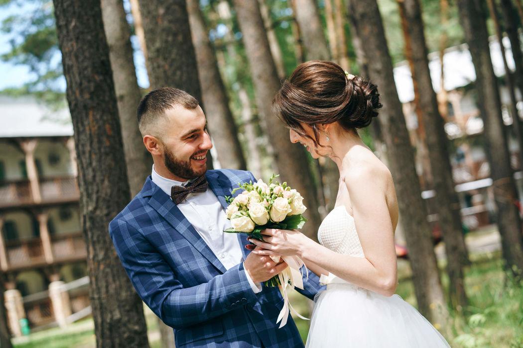 Свадебный фотограф Анастасия Лебедикова
