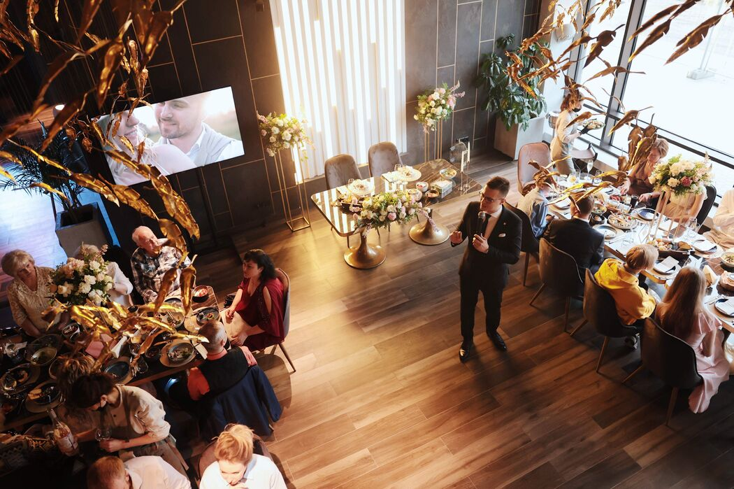 Touch Event Hall