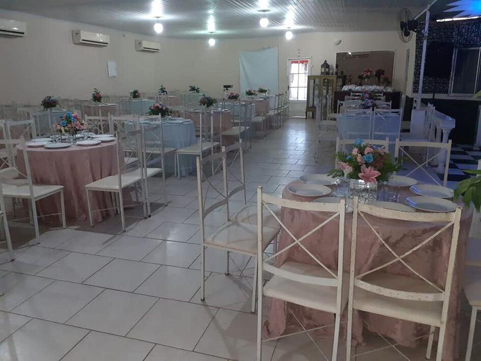 Salão Patricia Festas