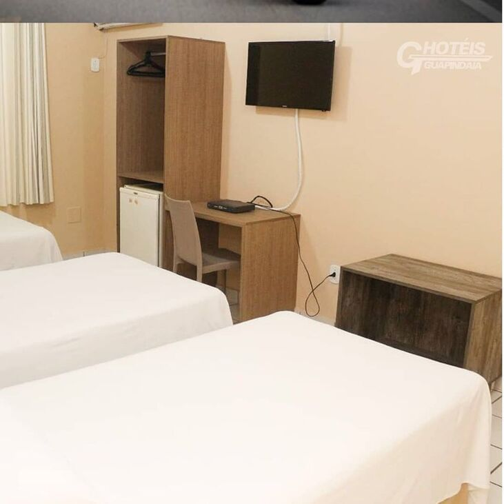 Hotéis Guapindaia