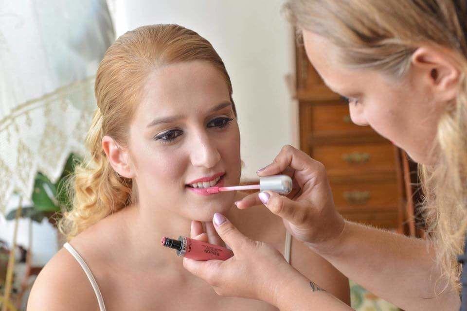 Rafaela Sousa Makeup