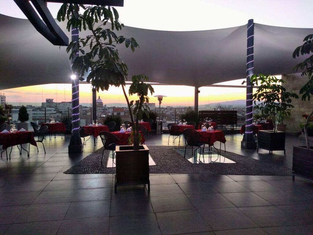 Terraza de la Cúpulas Kasa Hotel & Suite