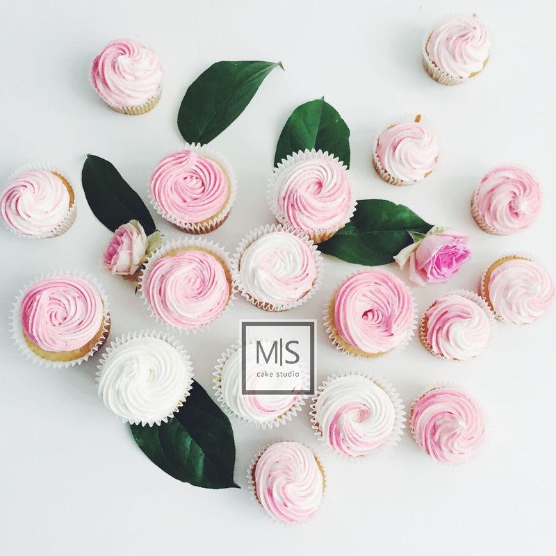 M|S cake's studio || roses&cupcakes