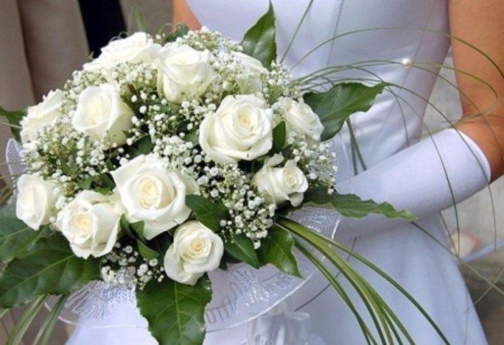 arreglo floral para la novia
