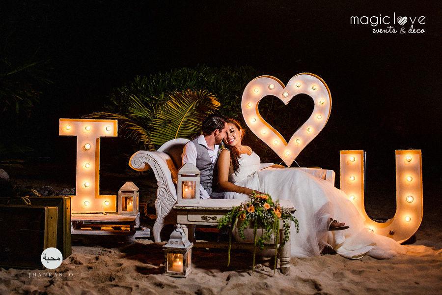Magic Love Events & Deco