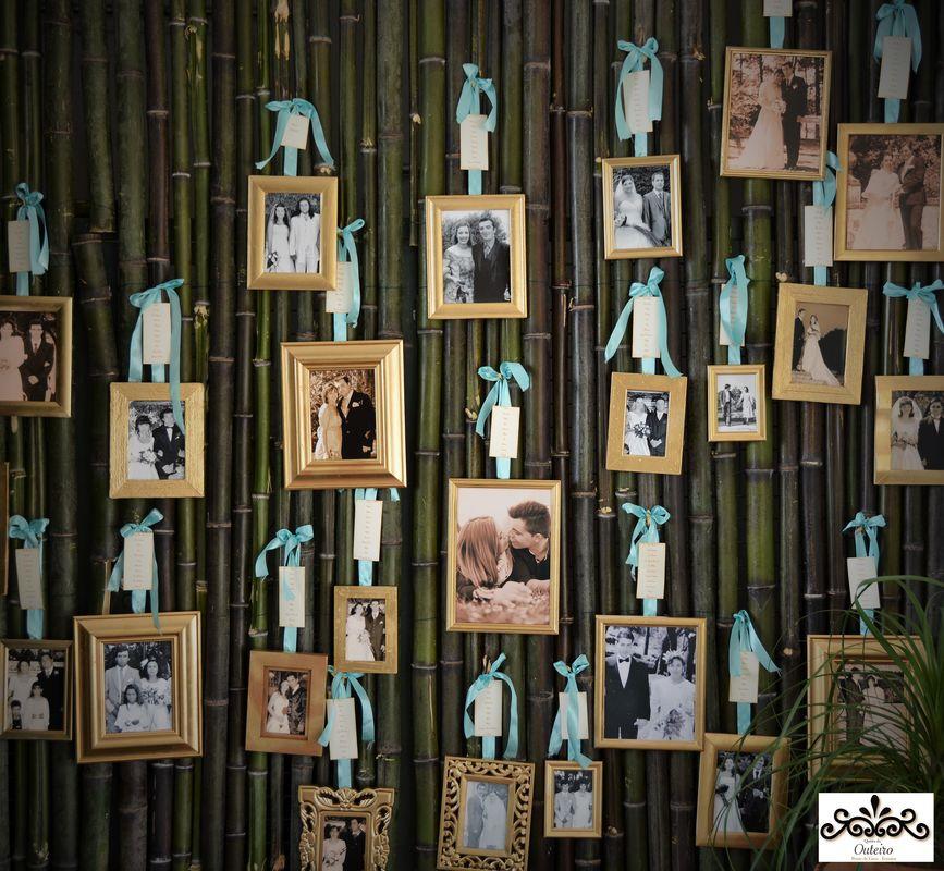Pormenor de decoração : Distribuição dos lugares _ Parceria com Margem Verde