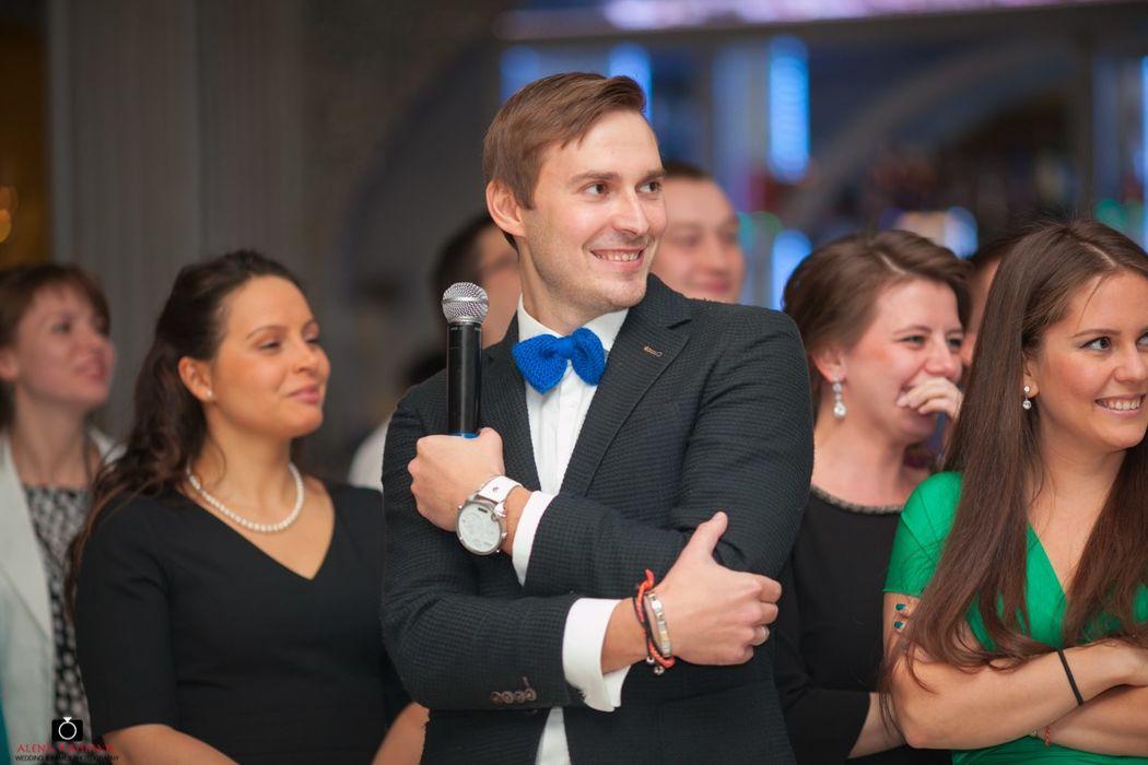 Павел Марков ведущий