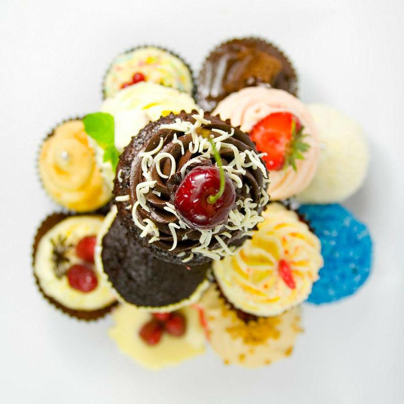 Big Baba Cupcakes