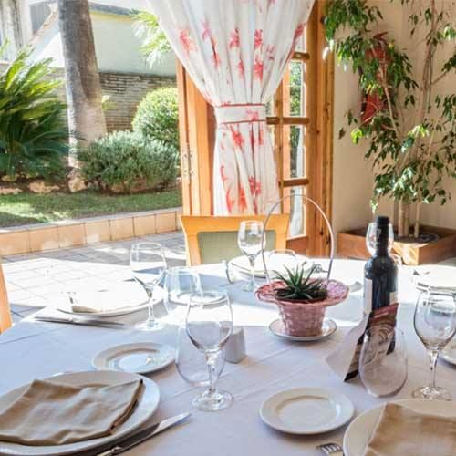 Restaurante Granja Santa Creu