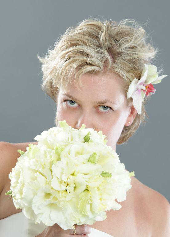 Beispiel: Blumen für die Hochzeit, Foto: Florastyle.