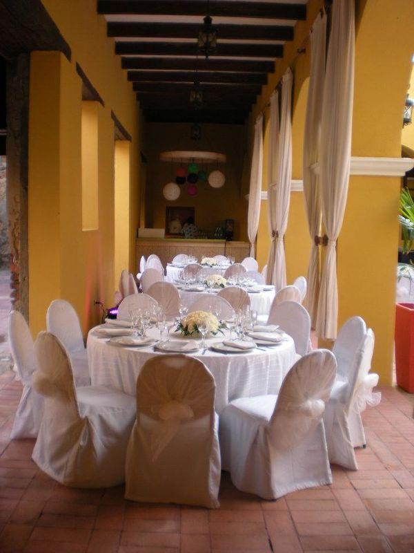Centro de Eventos Castillo de Salgar