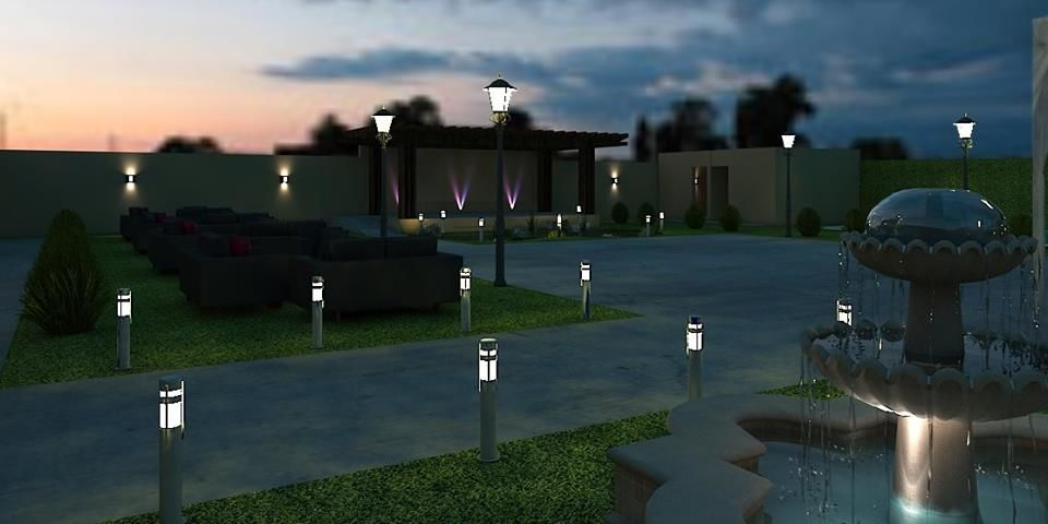 Oasis Jardín de Eventos