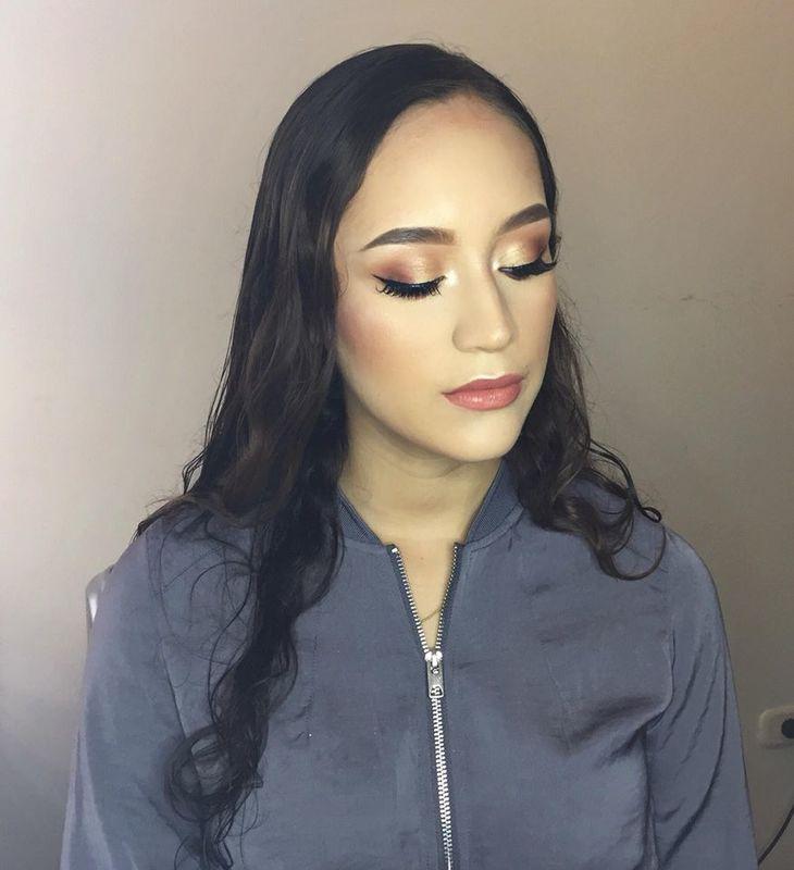 Alexia makeup Artist