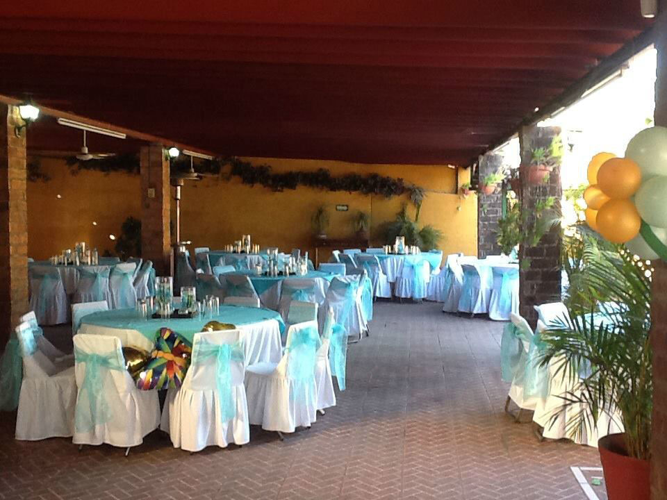 Jardín para Eventos los Robles