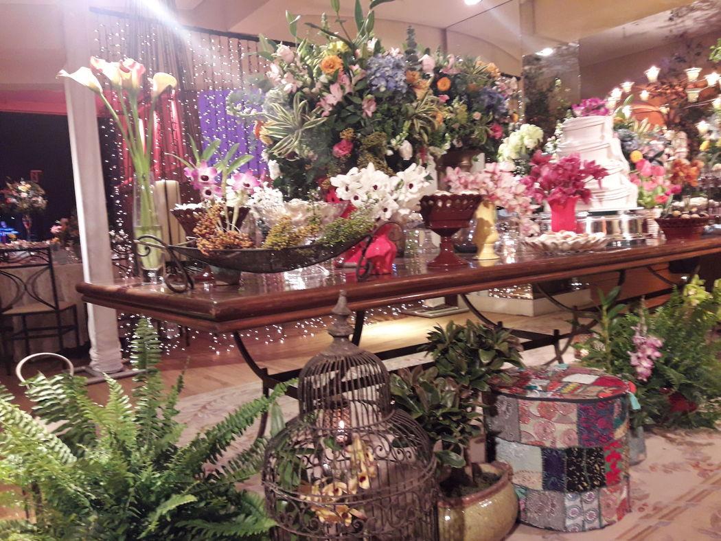 mesa de doces_estilo Boho