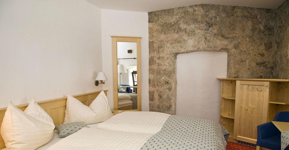Beispiel: Hotelzimmer, Foto: Kartause Gaming.