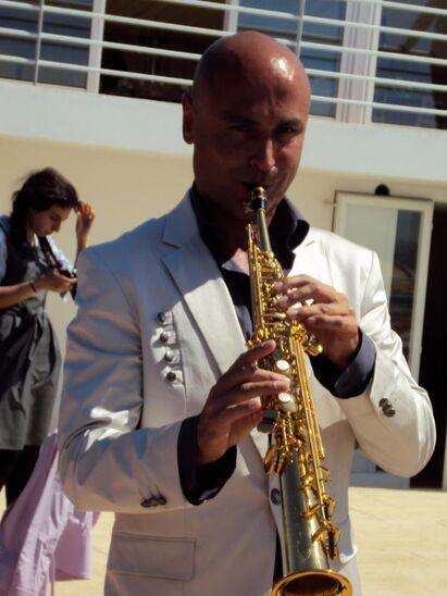 Nuno Rizzo - Saxofonista