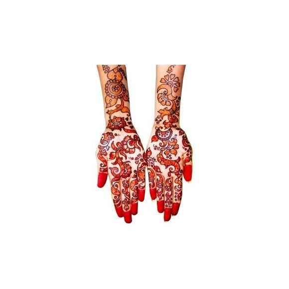Manisha Bridal Mehendi