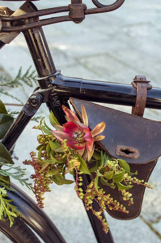 Bicicletas 2ª Guerra (preta)