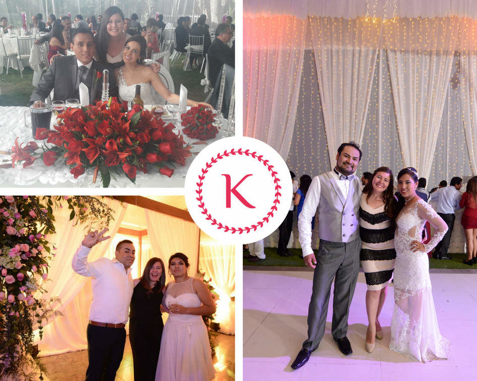 Katherine Deza Events