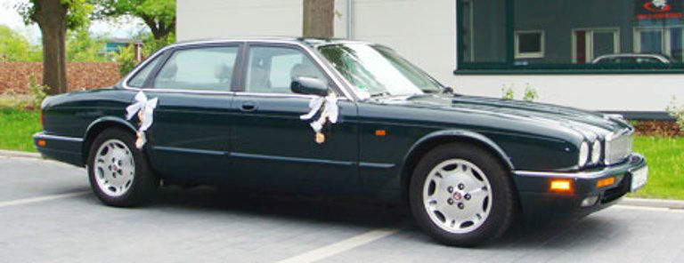 Beispiel: Jaguar XJ 6 / X 300, Foto: Roadster Reise Träume.