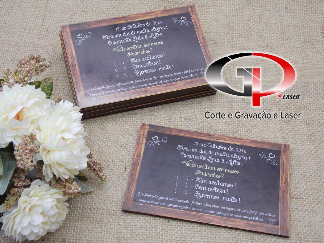 GP Laser/Gift Placas