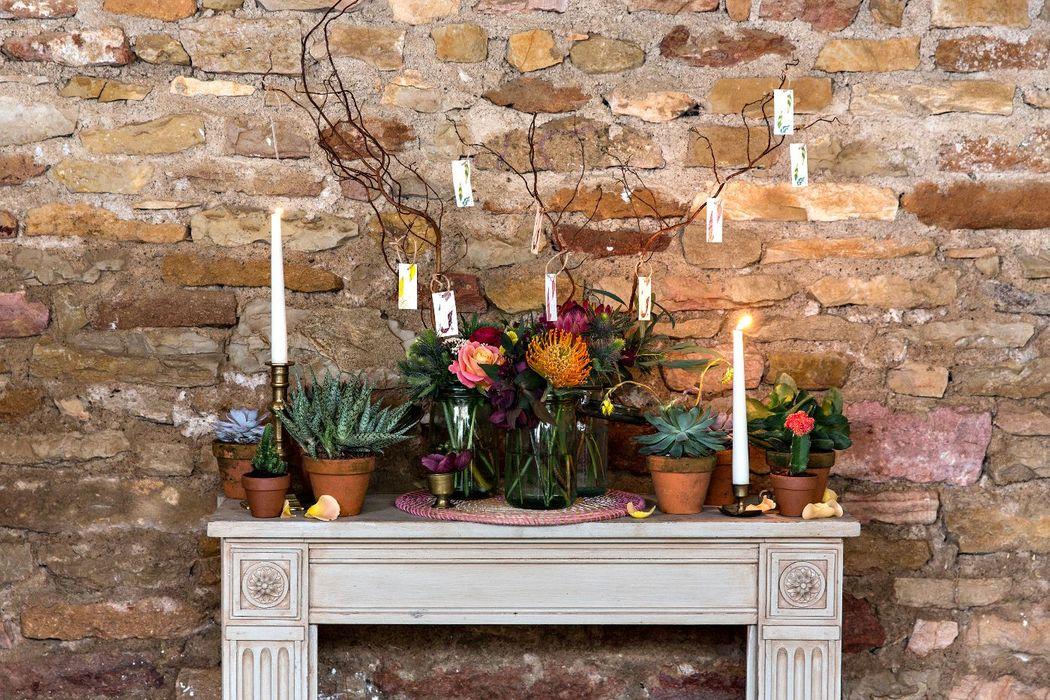 La Bohème - location décoration vintage