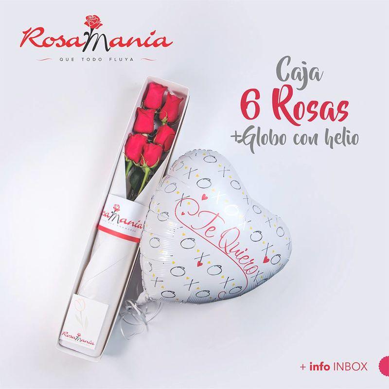Rosamanía