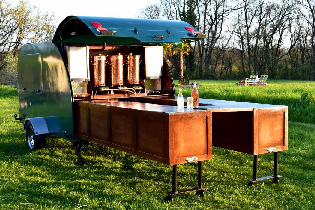 Le comptoir des solutions - Le Bar Mobile